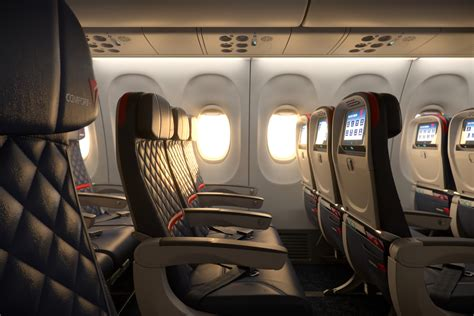 Comfort Seating by Delta Starts Filing Comfort As Separate Premium Economy