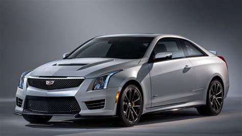 2016 Cadillac Ats V   2016 cadillac ats v uncovered before official debut first
