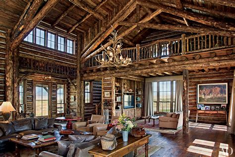 mountain home interiors go inside 7 spectacular mountain homes huffpost