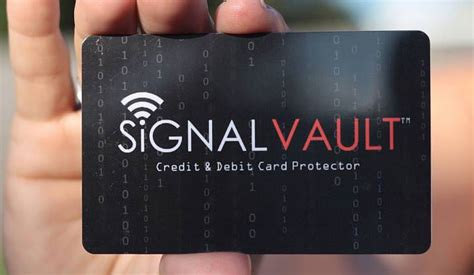 Shark Tank Gift Card - signalvault rfid blocking credit card protector shark tank products