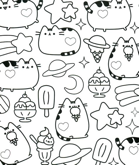 Mamegoma Coloring Pages Glum Me Mamegoma Coloring Pages