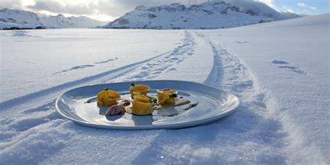 cucinare sci la grande cucina con gli sci ai piedi la gourmet