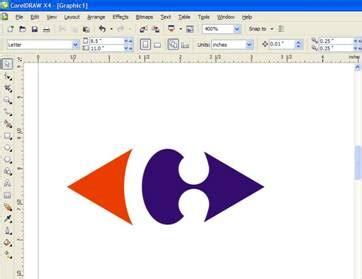 tutorial membuat logo lg membuat logo carrefour tutorial
