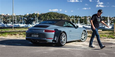 porsche 911 review 2016 porsche 911 cabriolet review caradvice