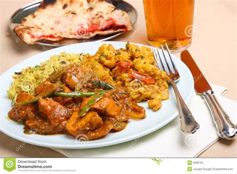 curry payment plan indian curry meal stock photography image 5990752
