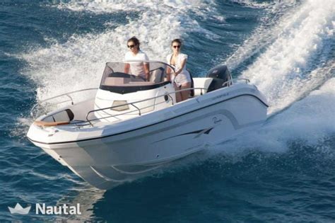 boat brands starting with d motorboat rent ranieri voyager 21 s in port d eivissa