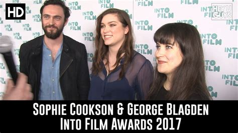 sophie cookson andrew gower into film awards 2017 sophie cookson george blagden