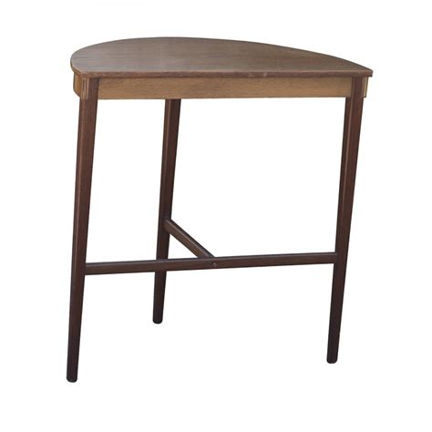half moon accent tables half moon table winsome concord console table half moon