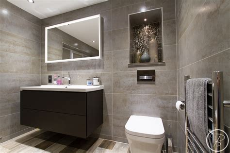 En Suite Badezimmer by Ensuite In Bardwell Baytree Bathrooms