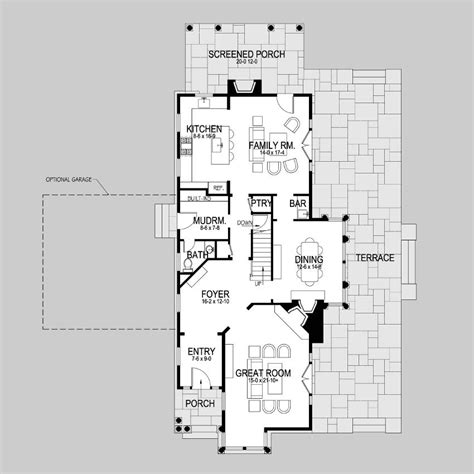 small narrow house plans deer pond shingle style home plans by david neff architect