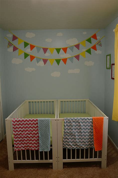 nursery layout for twins 24 best cribs for twins images on pinterest baby cribs