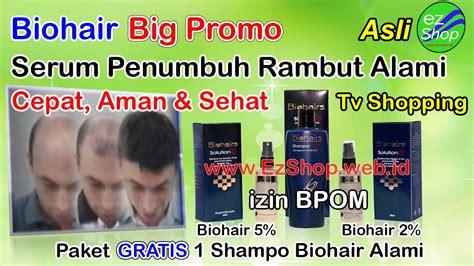 Shoo Bio Hair bio hair biohair biohairs solution ez shop indonesia