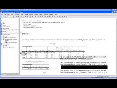 spss tutorial advanced 1000 ideas about cronbach s alpha on pinterest