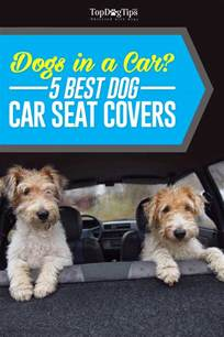 Car Protection Covers For Dogs Top 8 Best Car Seat Covers For Dogs In 2017 That Are Easy