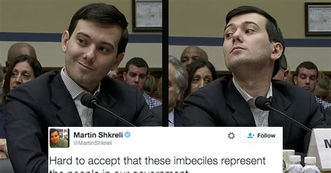 us senate refuses to accept humanitys role in global congress just humiliated martin shkreli attn