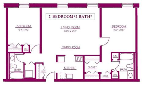 small 2 bedroom 2 bath house plans 2 bedroom in law s casa pinterest 2 bedroom house
