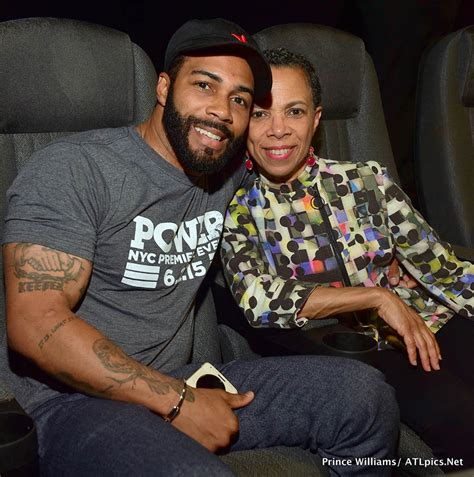 Mother In Law Homes by Omari Hardwick And His Mom Sandra Rose