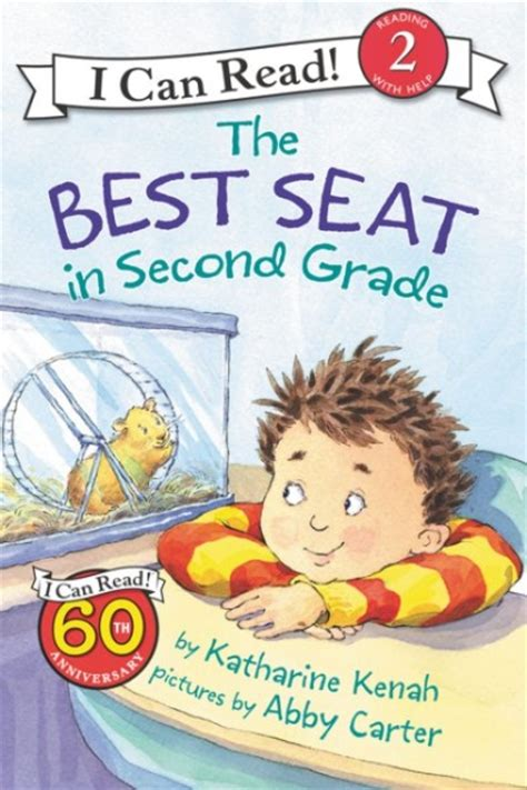a second books the best seat in second grade by katharine kenah