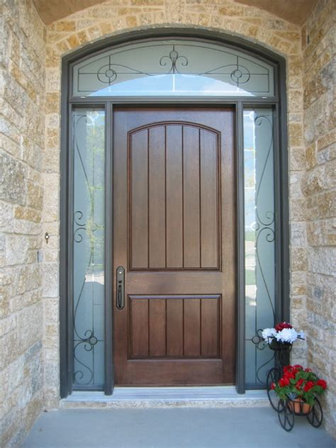 exterior door designs swinging entry door designs