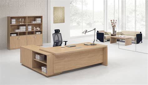 modern wood office desk modern furniture office desk design modern office