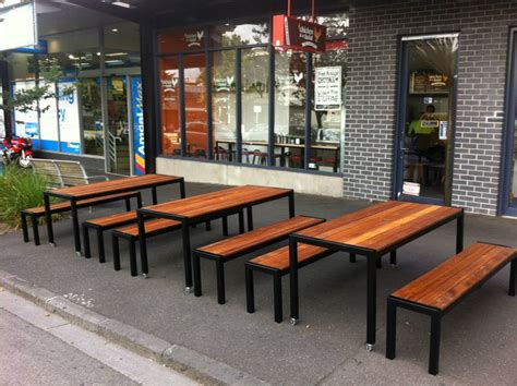 Commercial Outdoor Furniture Melbourne for Cafes, Bars