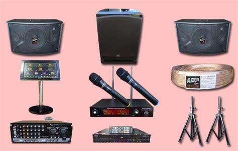 Mesin Karaoke Jual Pasang Paket Sound System Audio Karaoke Auderpro Toko Jual Aneka Sound System Terlengkap