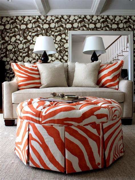 Brown And Orange Home Decor by Tangerine Decorate With Pantone S 2012 Color Of The Year Color Palette And Schemes For