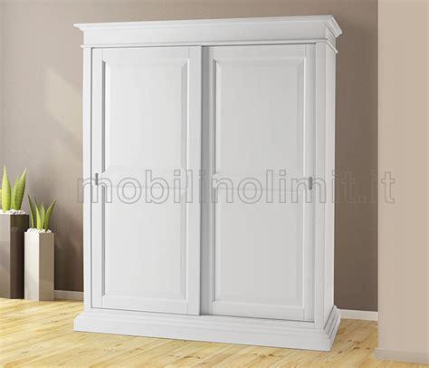 armadio 2 ante scorrevoli armadio 2 ante scorrevoli bianco opaco