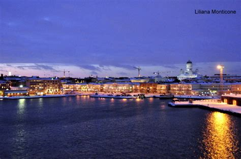 porto helsinki helsinki in inverno facciamo una passeggiata family
