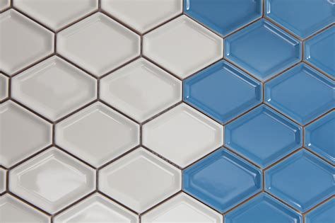 honeycomb tile by bespoke tile stone