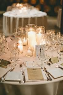 candle arrangements for table stylishly sweet events