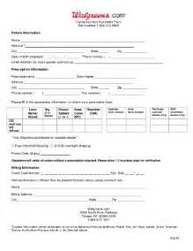 Blank Prescription Form Fill Online Printable Fillable