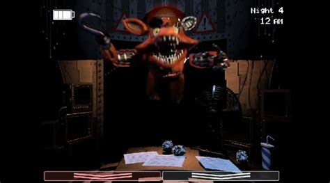 freddys foxy 2 nights at five five nights at freddy s foxy