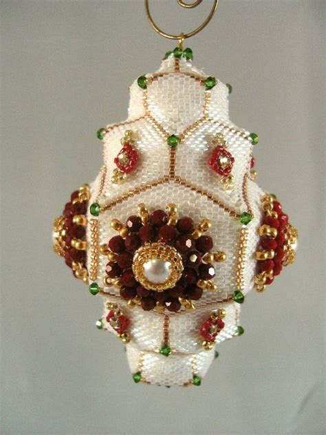 beaded ornaments patterns 17 best images about peyotes xii on beaded