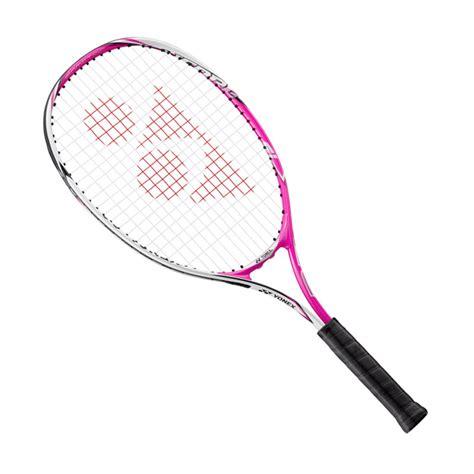 Raket Tenis Hi Qua jual yonex vcore si 25jr junior neon pink raket tenis 225