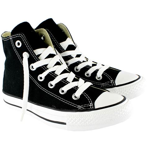 womens high top sneakers part 1 womens converse all star hi high top chuck taylor chucks