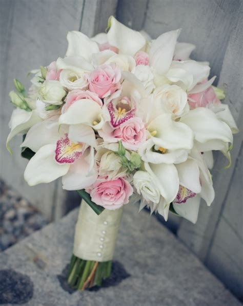 Wedding Bouquet Light Pink by Light Pink And Silver Wedding Theme Archives Weddings