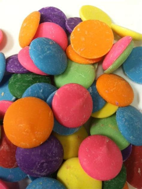colored chocolate melts merckens clasen colored wafers 8 oz bag choose color