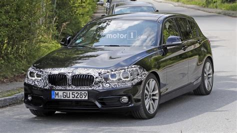 bmw 1 series 4 wheel drive rear wheel drive bmw 1 series spied prepping for