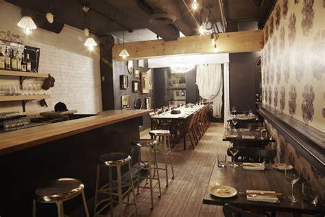 smith restaurant by commute home toronto 187 retail design