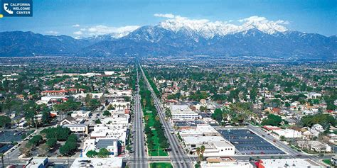 in california california welcome centers in the inland empire visit