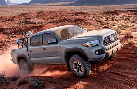 2019 Toyota Tacoma Engine by 2019 Toyota Tacoma Engine Specs And Towing Capacity
