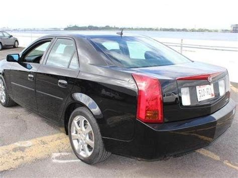 2007 cadillac cts black sell used 2007 cadillac cts black on black 82 444 v6