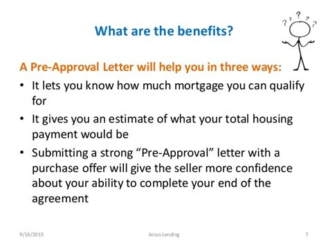 Mortgage Pre Approval Letter Validity how to get pre approved for a mortgage
