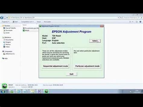 reset l355 programa reset epson t50 programa doovi