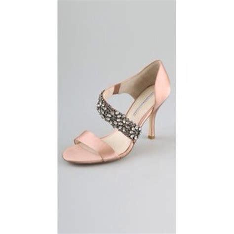vera wang bridal shoes vera wang lavender label wedding shoes tradesy weddings