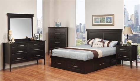 Condo Bedroom Furniture Stockholm Condo Bed Suite Brices Furniture