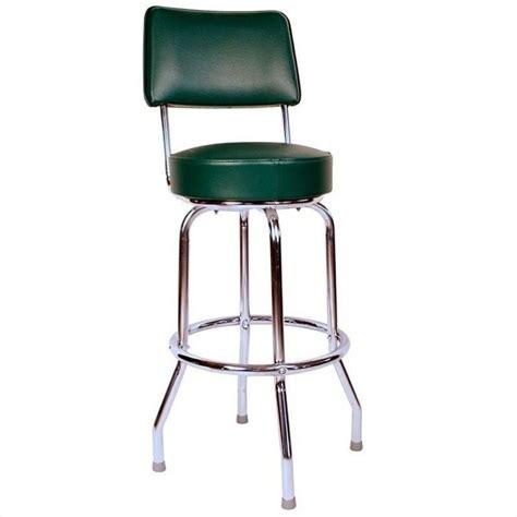 Green Swivel Bar Stools by Richardson Seating Retro 1950s Swivel 24 Quot Bar Stool In