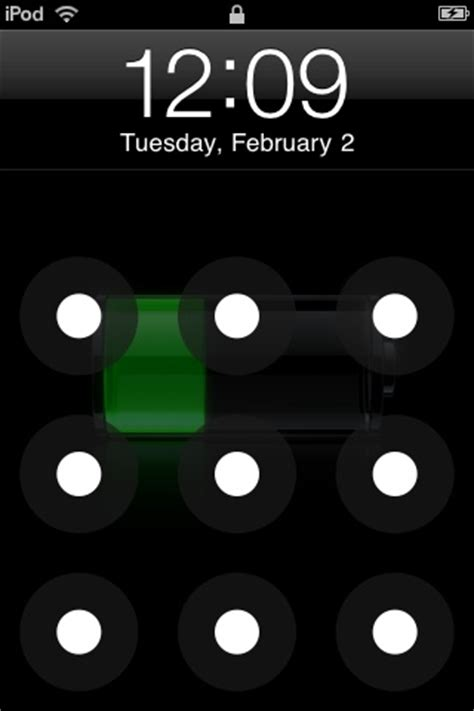 android lock get android lock screen on your iphone ipod touch programmerfish programmerfish