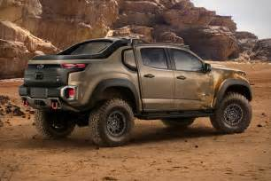 chevrolet colorado zh2 uncrate